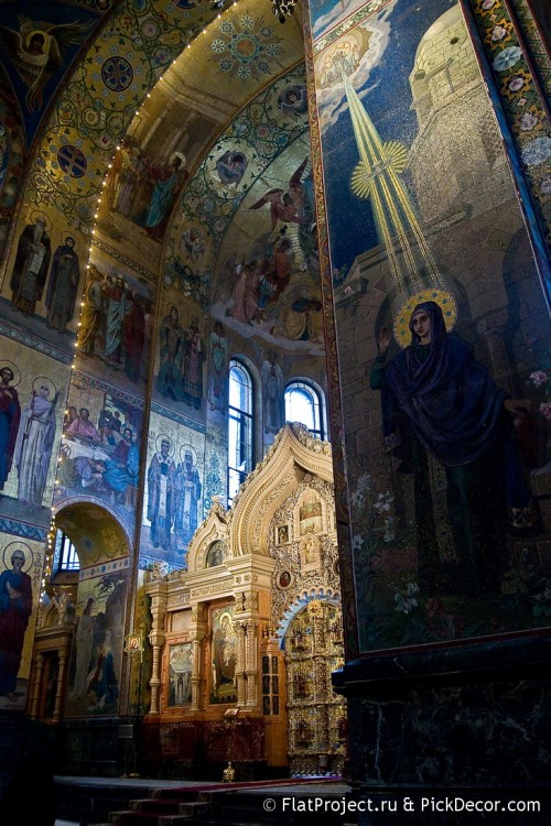 The Church of the Savior on Blood interiors – photo 82