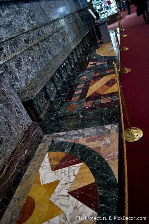 The Church of the Savior on Blood floor – photo 5