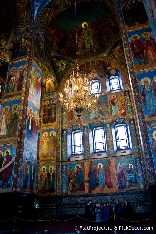 The Church of the Savior on Blood interiors – photo 73