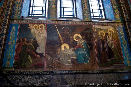 The Church of the Savior on Blood interiors – photo 90
