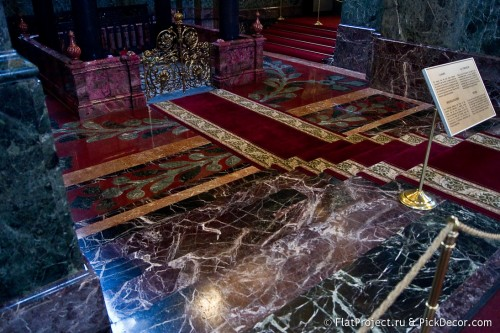The Church of the Savior on Blood floor – photo 6