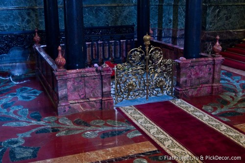 The Church of the Savior on Blood floor – photo 4