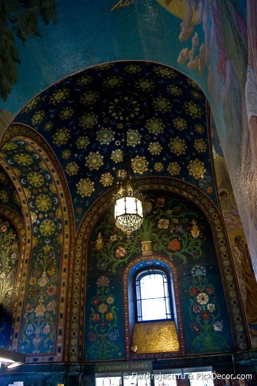 The Church of the Savior on Blood interiors – photo 118