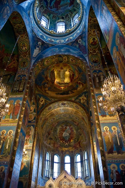 The Church of the Savior on Blood interiors – photo 70