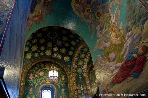 The Church of the Savior on Blood interiors – photo 109