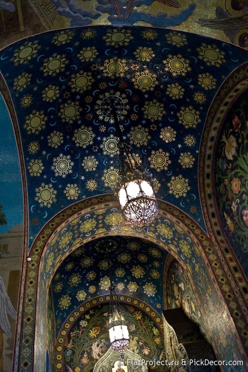 The Church of the Savior on Blood interiors – photo 93