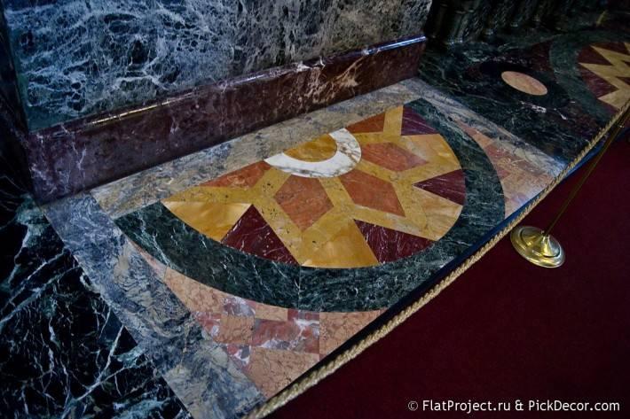 Полы в храме Спас на Крови — фото 3