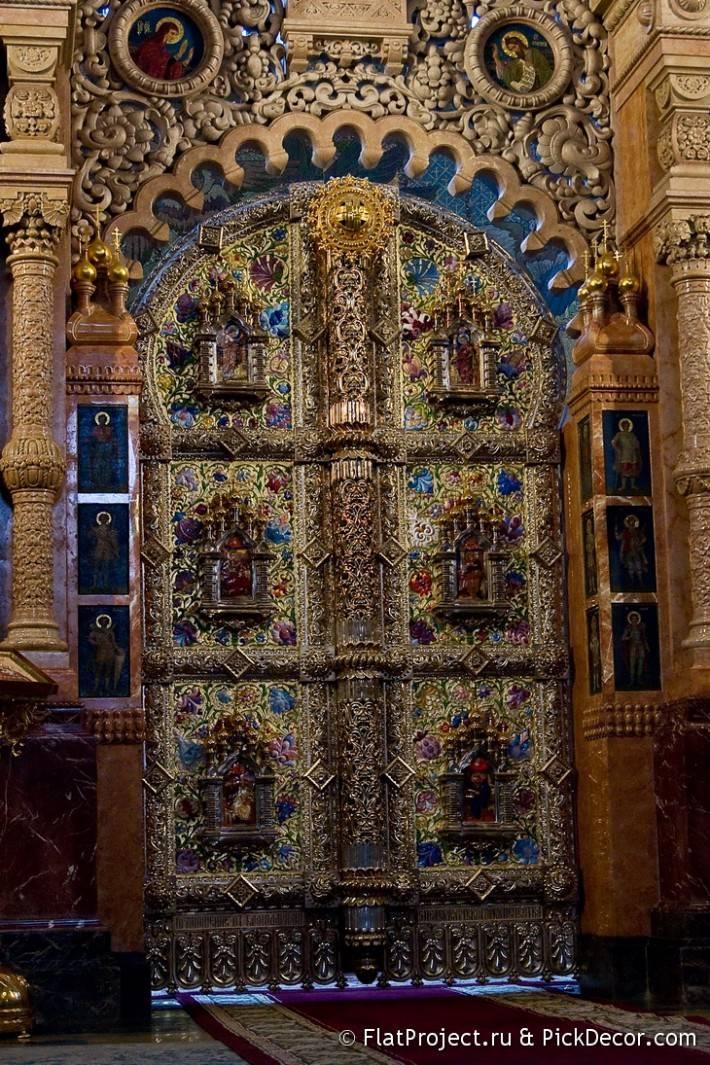 Потолки и декор храма Спас на Крови — фото 84