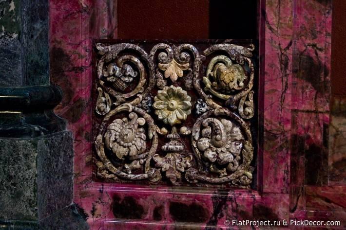 Потолки и декор храма Спас на Крови — фото 82