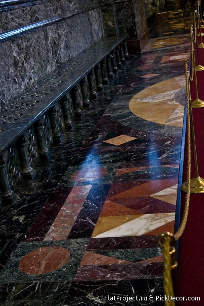 Полы в храме Спас на Крови — фото 9