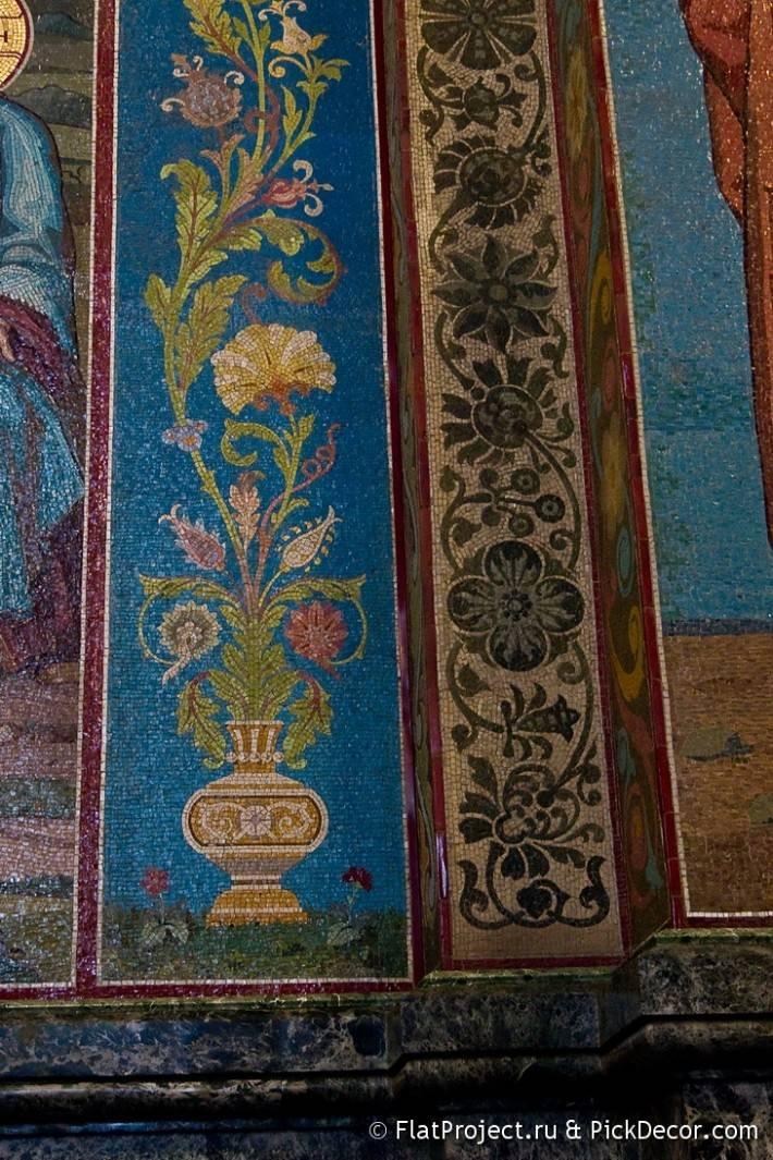 Мозаика в храме Спас на Крови — фото 29