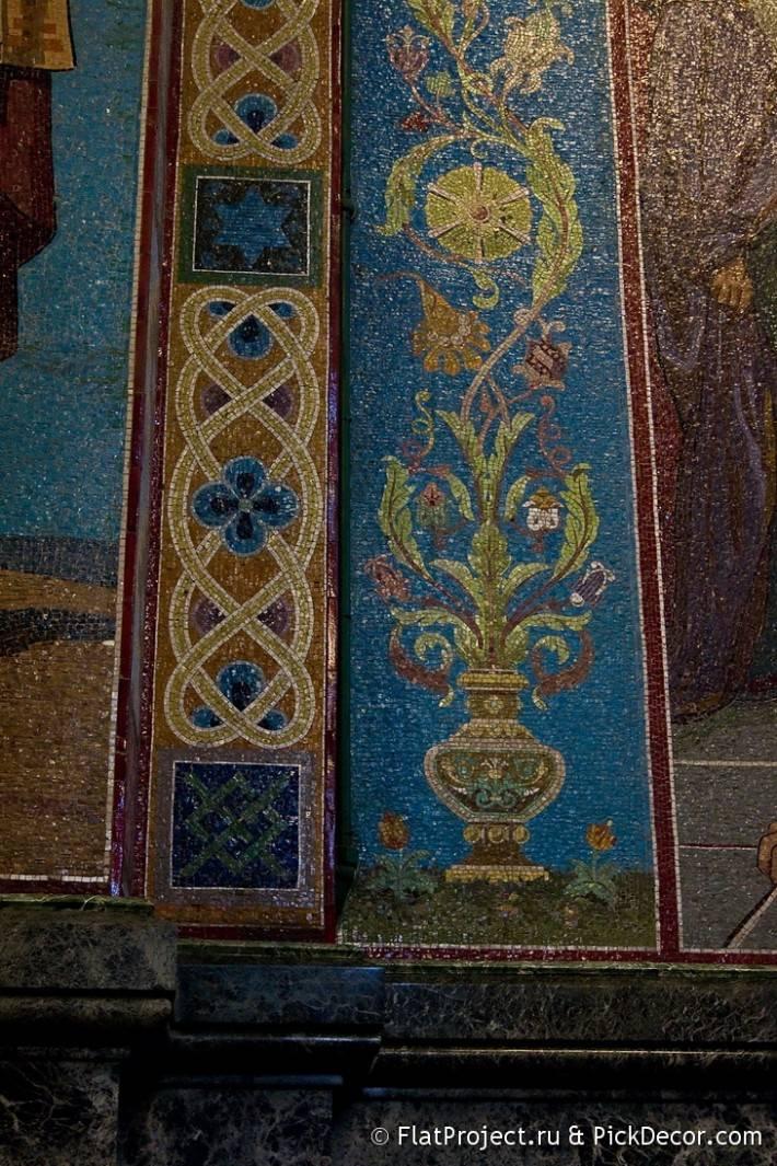Мозаика в храме Спас на Крови — фото 18