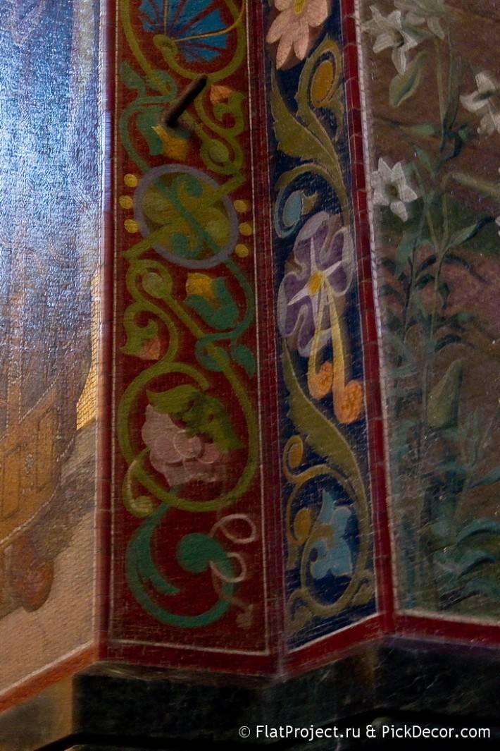 Мозаика в  храме Спас на Крови — фото 1
