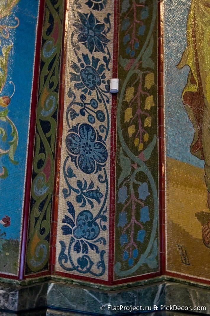 Мозаика в храме Спас на Крови — фото 30