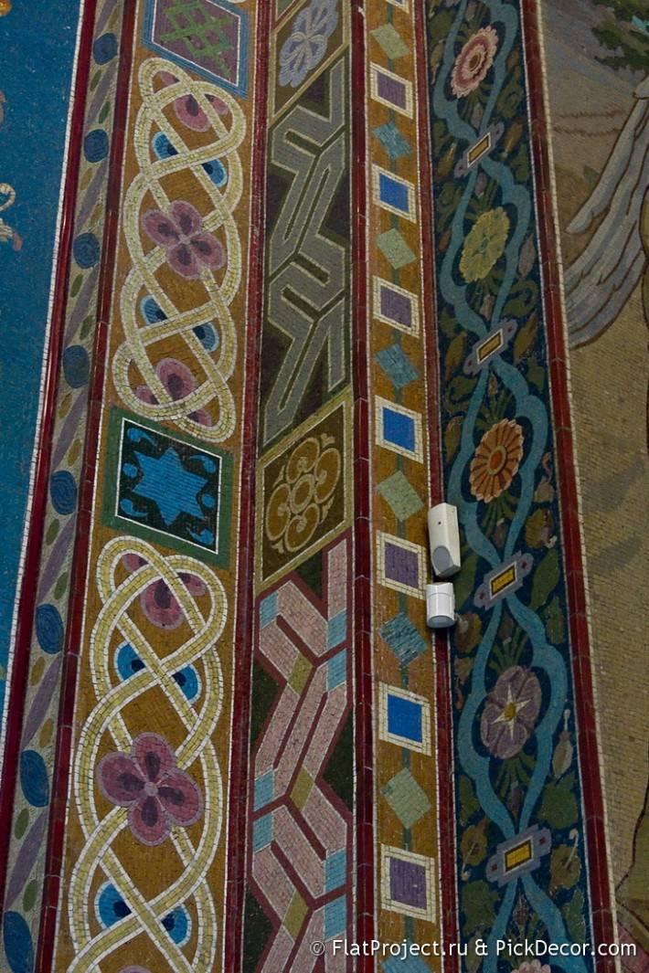 Мозаика в храме Спас на Крови — фото 27