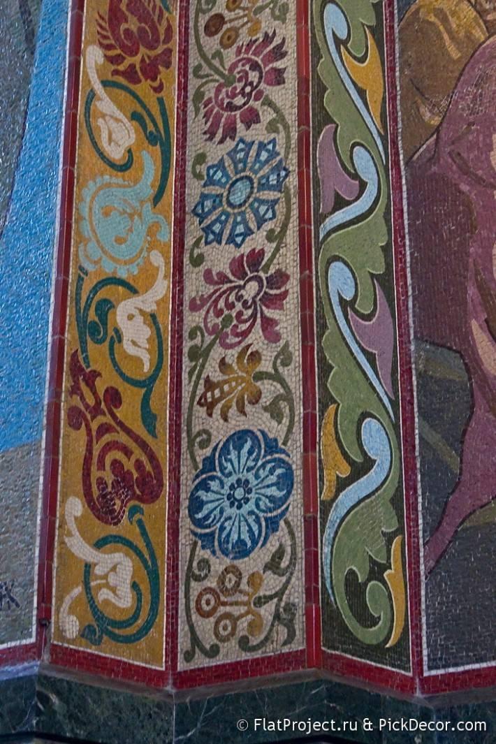 Мозаика в храме Спас на Крови — фото 24
