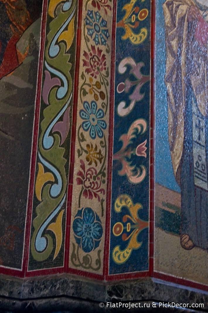 Мозаика в храме Спас на Крови — фото 25