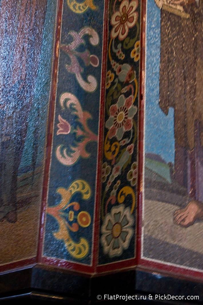 Мозаика в храме Спас на Крови — фото 19
