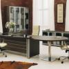 Дизайн рабочего кабинета в стиле лофт