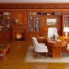 Изысканный кабинет руководителя