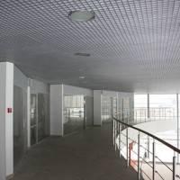 Потолок «Грильято» — растровая подвесная система