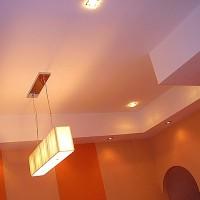 Потолок из гипрока от компании «Обнова» — 1