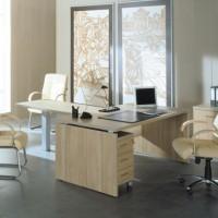 Обстановка офисного кабинета