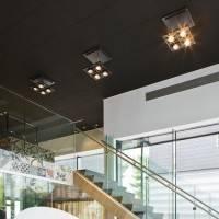 Потолок из панелей Rockfon Color-all® — 4