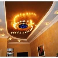 Натяжной потолок сложной формы от Zevs Group — 3