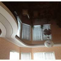Натяжной потолок сложной формы от Zevs Group — 2