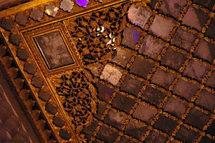 Зеркальный потолок форта Мехрангарх — 3