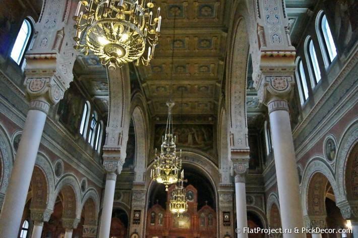 Роспись Владимирского собора в Кронштадте — фото 2