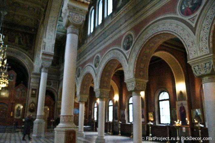 Роспись Владимирского собора в Кронштадте — фото 4