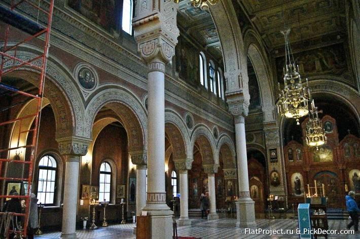 Роспись Владимирского собора в Кронштадте — фото 5