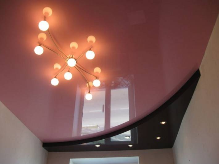 Натяжной потолок от компании «ADELE» — фото 2