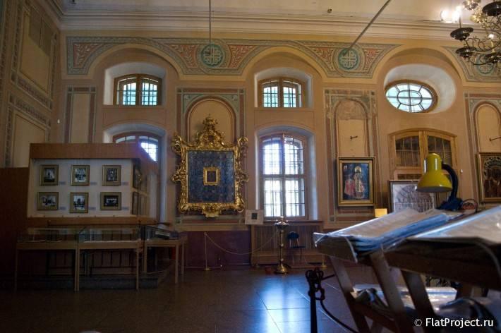 Убранство Сампсониевского собора — фото 2