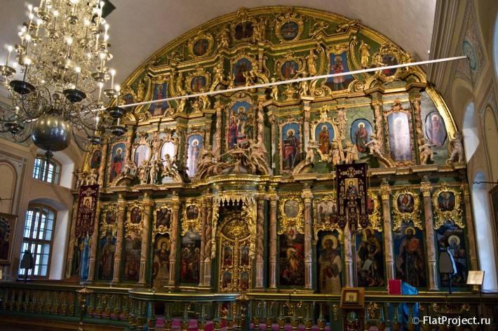 Убранство Сампсониевского собора — фото 4