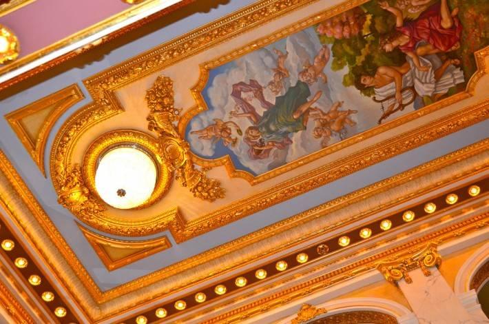Декор отеля French Lick Springs — фото 1