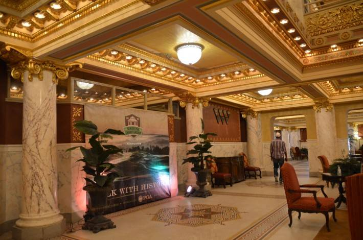 Декор отеля French Lick Springs — фото 3