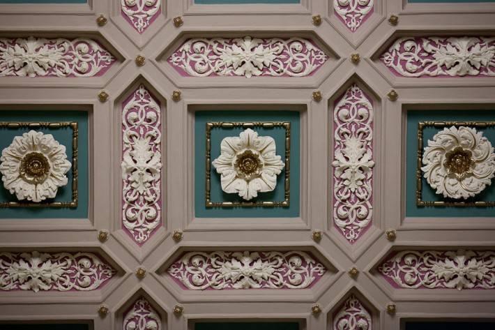 Декор в здании Сейма Литовской Республики — фото 1