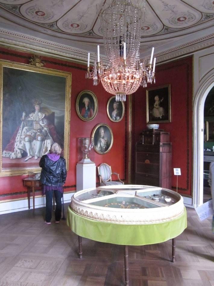 Декор в замке Розенборг — фото 6