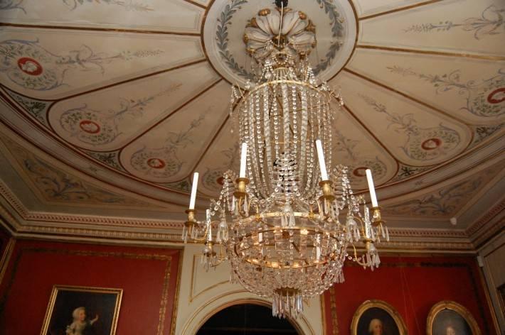 Декор в замке Розенборг — фото 10