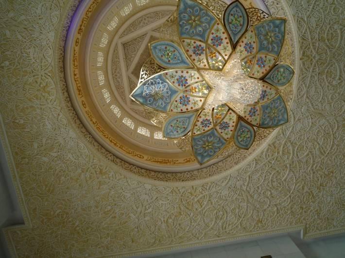 Мечеть шейха Зайда — фото 1