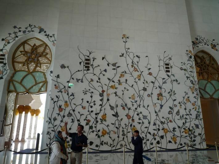Мечеть шейха Зайда — фото 12