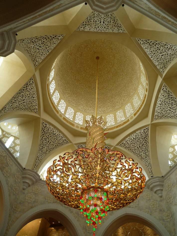 Мечеть шейха Зайда — фото 13