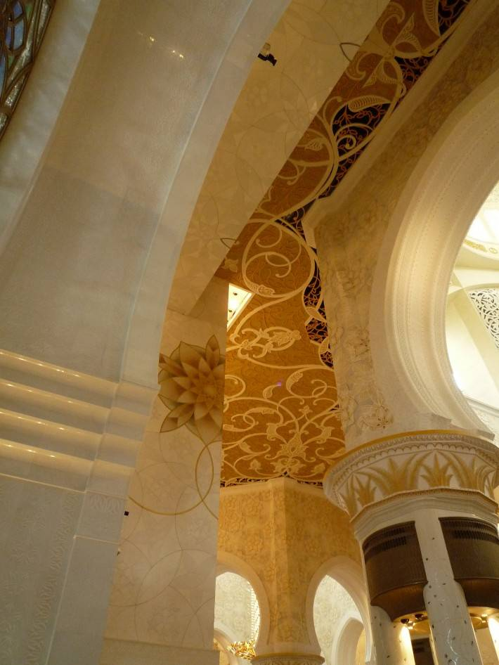Мечеть шейха Зайда — фото 4
