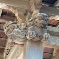 Деревянный потолок в храме Энгакудзи — фото 3