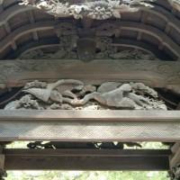 Деревянный потолок в храме Энгакудзи — фото 2