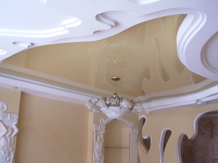 Натяжной потолок в СПб от ArtDesign — 1
