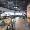 Подвесной потолок в кафе Nieuwerbrug — фото 2